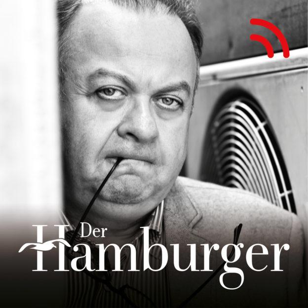Albert Wiederspiel zu Gast beim DER Hamburger Podcast