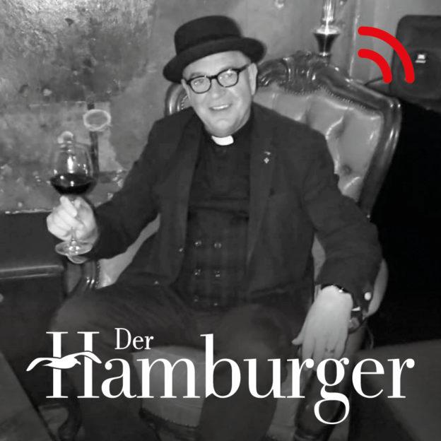 Pfarrer Karl Schultz zu Gast im Der Hamburger Podcast
